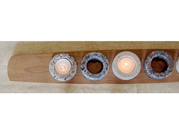 Harmony Tea Light